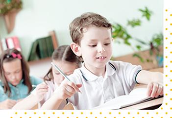 启橙英语7-11岁美国小学学科英语