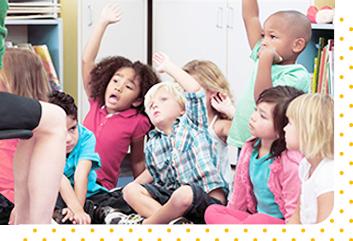 启橙英语3-6岁美国幼儿园学科英