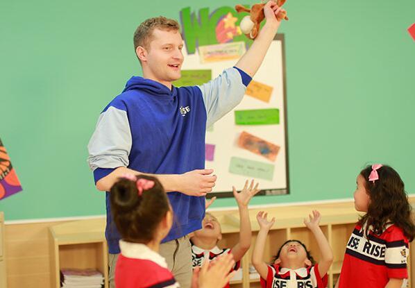 启橙英语7-11岁美国小学学科英语课程