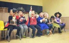 启橙英语启橙英语免费万圣节主题活动课程先到先